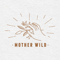 Mother Wild Logo Design