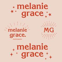 Melanie Grace Photography Logo Design
