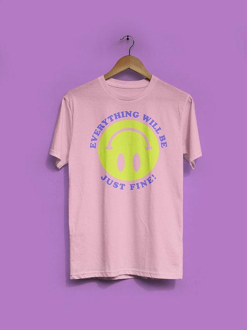 Just Fine T-Shirt