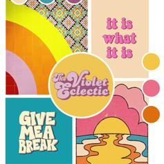 Colour Scheme Inspiration Board