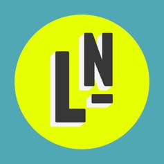 Living Neon Logo Design
