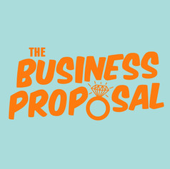 The Business Proposal Podcast Logo Design