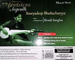 CD release : Bihaan Music