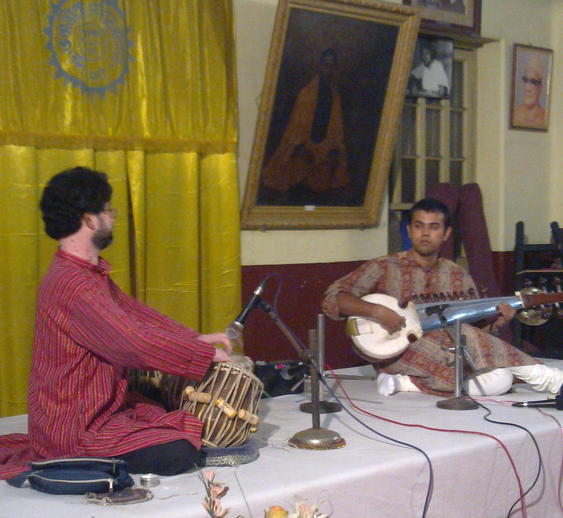 Bhowanipur Sammiloni Performance