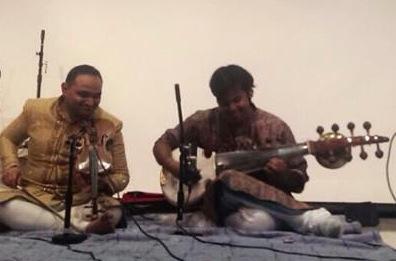 Sarod-Violin Duet: Raag Bhoop