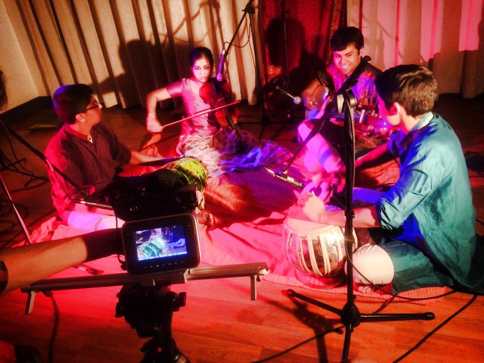 Sarod-Violin Duet : Bhimpalasi