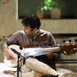 Indian Classical Musician