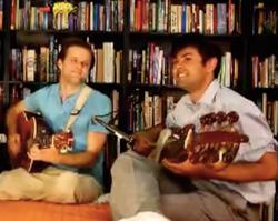 Guitar-Sarod Collaboration : Kirwani