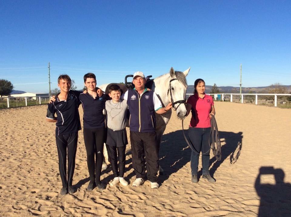 Equestrian Vaulting Travel