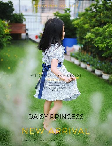 Daisy Princess Dress