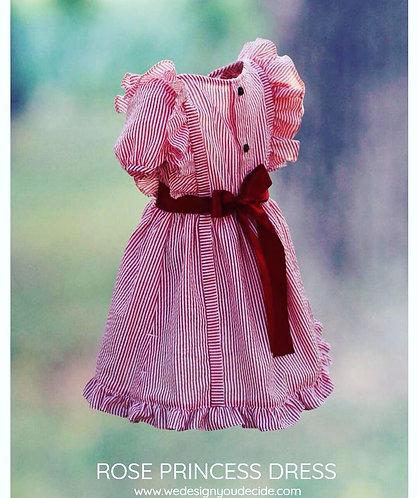 Rose Princess Dress