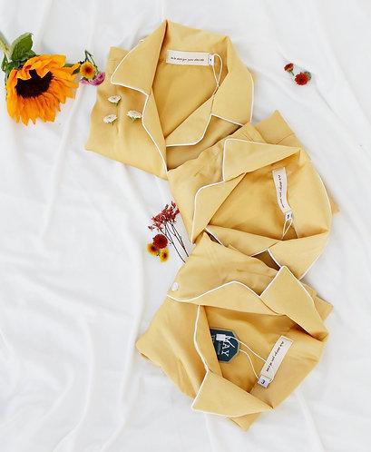 Pyjama Vàng Gold