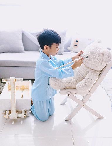 Pyjama Seablue
