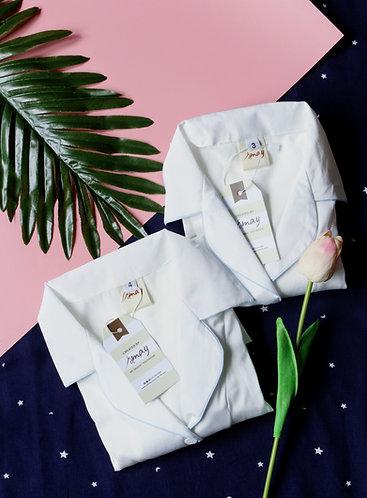 Pyjama All-White