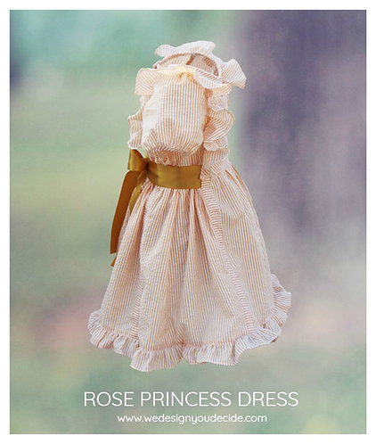 Laura Princess Dress