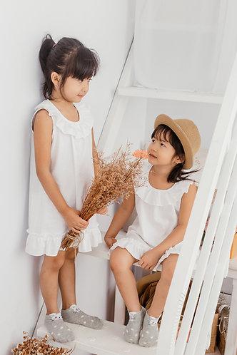 White-light Dress