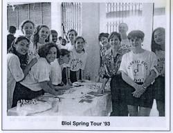 '93 Winter Tour