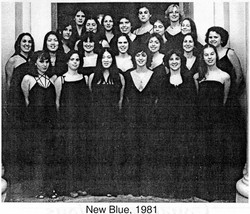 New Blue of 1981