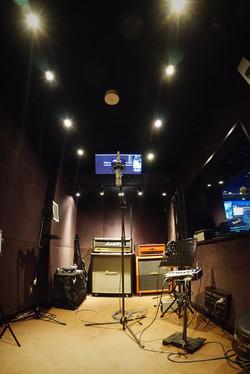 録音室 ブース