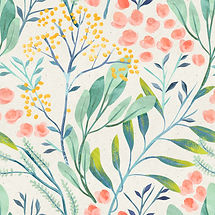Watercolor Plants