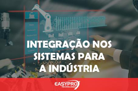 Integração nos Sistemas para a Indústria