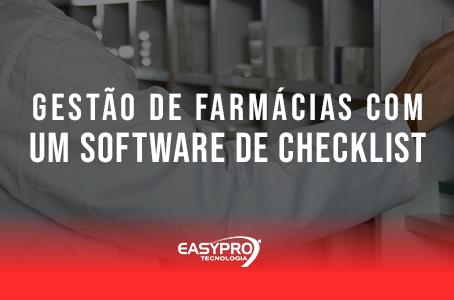 Gestão de Farmácias com um Software de Checklist
