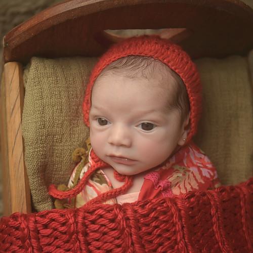 Newborn  Ana Luiza -16 dias