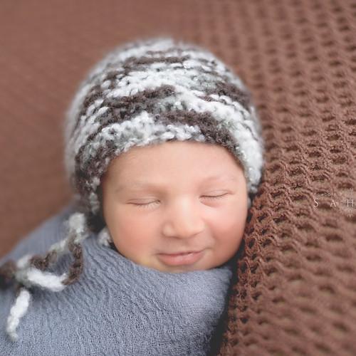 Newborn Ian - 10 dias
