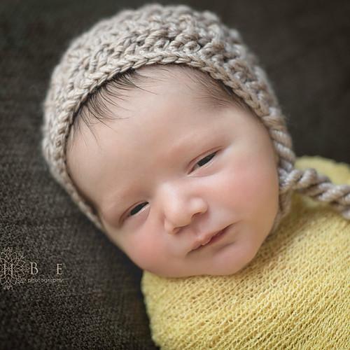 Newborn Caetano - 8 dias