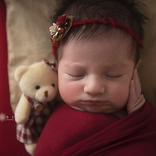 Newborn Rafaela - 11 dias