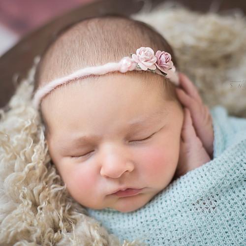 Newborn Luana - 15 dias