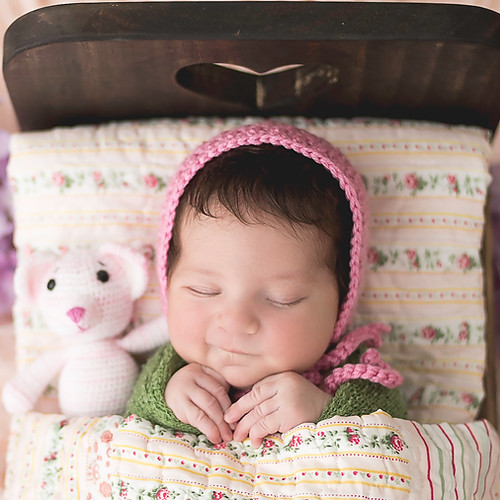 Newborn Victória - 15 dias