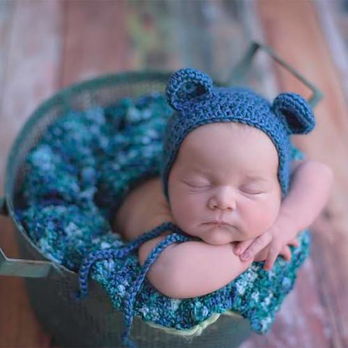 Newborn João 16 dias