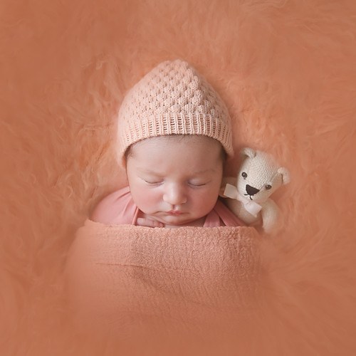 Newborn Liz - 21 dias