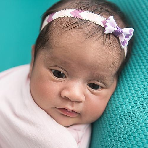 Newborn Malu - 19 dias