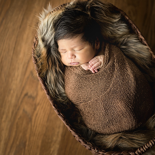 Newborn Leonardo - 10 days