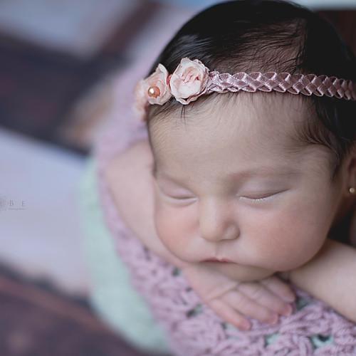 Newborn Isadora - 11 dias