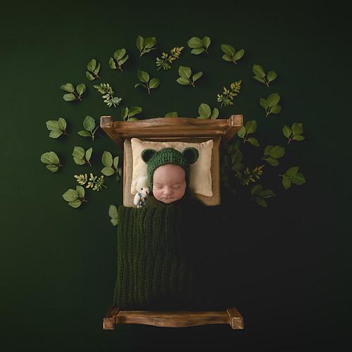 Newborn Hector - 10 dias
