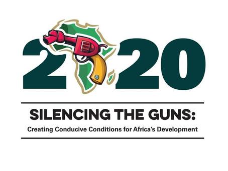 AÏssatou Hayatou on Silencing the Guns