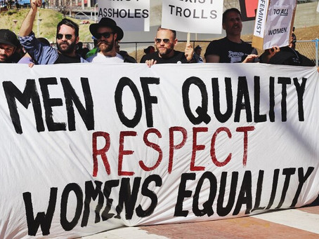 Three Reasons Why All Men Should Be Feminists