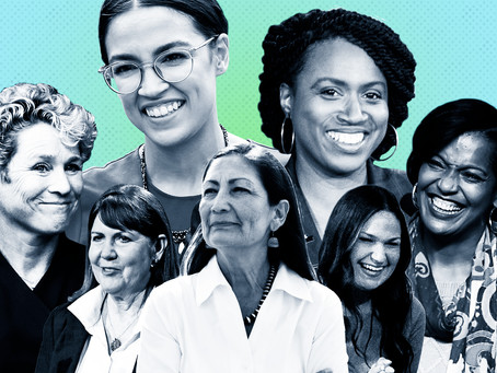 The 117th Congress Will Contain a Record Number of Female Delegates. Here Are Five Standouts: