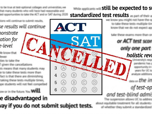 The Impact of COVID on Standardized Testing