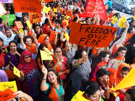 Pakistan's Aurat March: A Controversial Protest for Gender Equality