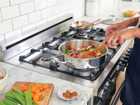 HSAS in the Kitchen: Cooking During Quarantine
