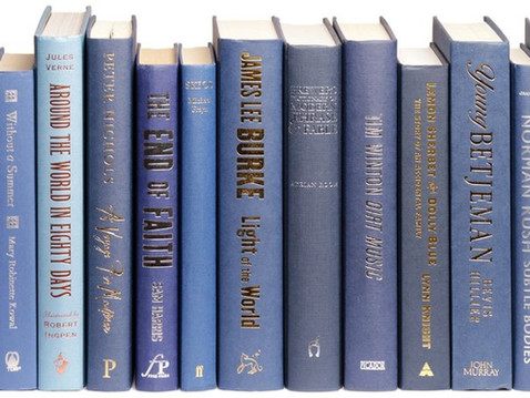Mr. Weiss's Bookshelf