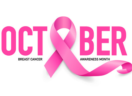 October: Breast Cancer Awareness Month