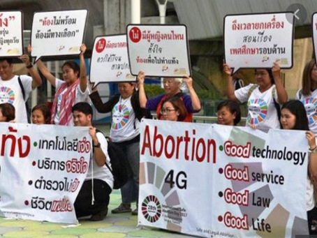 Thailand's New Abortion Law: Is it a Good Idea?