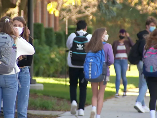 An Uphill Struggle: Starting Freshman Year During a Pandemic
