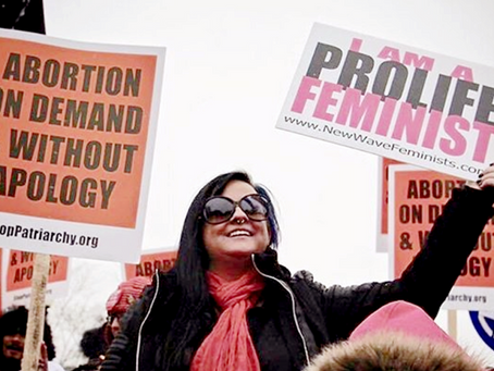 Pro-Life Feminism: Yes, It's Possible!