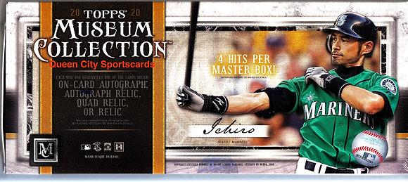 2020 Topps Museum Collection Baseball Hobby Box